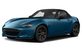 2019 Mazda MX-5 - Eternal Blue Mica