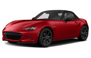 2019 Mazda MX-5 - Soul Red Crystal Metallic