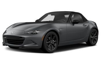 2021 Mazda MX-5 - Polymetal Grey Metallic