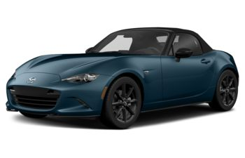 2021 Mazda MX-5 - Deep Crystal Blue Mica