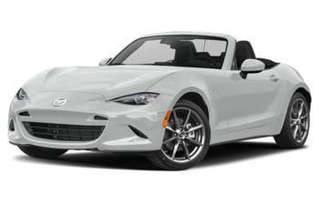 2020 Mazda MX-5 - Snowflake White Pearl