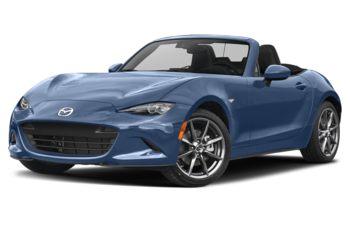2020 Mazda MX-5 - Eternal Blue Mica