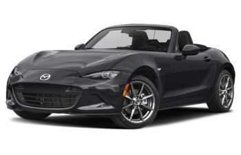 2020 Mazda MX-5 - Machine Grey Metallic