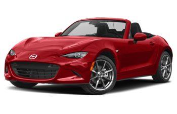 2020 Mazda MX-5 - Soul Red Crystal Metallic