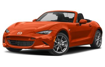 2019 Mazda MX-5 - Racing Orange