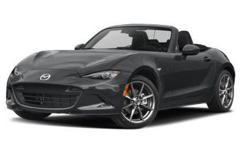 2020 Mazda MX-5 - Polymetal Grey Metallic