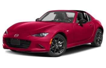 2019 Mazda MX-5 RF - Soul Red Crystal Metallic