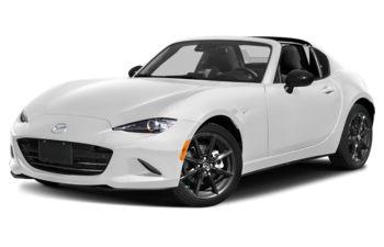 2020 Mazda MX-5 RF - Snowflake White Pearl