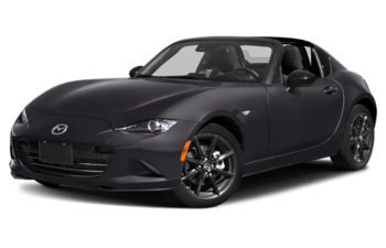 2021 Mazda MX-5 RF - Machine Grey Metallic