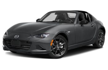 2021 Mazda MX-5 RF - Polymetal Grey Metallic