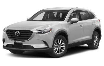 2019 Mazda CX-9 - Snowflake White Pearl