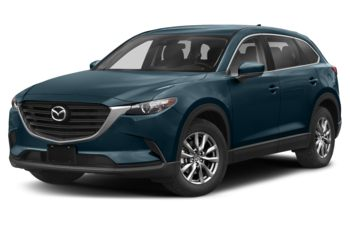 2019 Mazda CX-9 - Deep Crystal Blue Mica