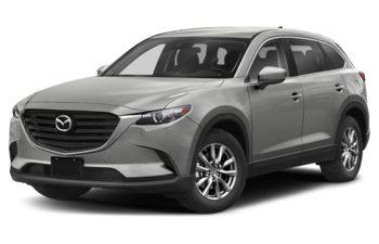 2019 Mazda CX-9 - Sonic Silver Metallic