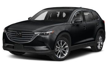 2020 Mazda CX-9 - Jet Black Mica