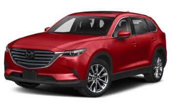 2019 Mazda CX-9 - Soul Red Crystal Metallic