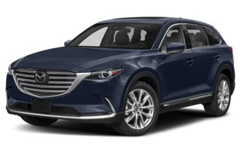 2020 Mazda CX-9 - Deep Crystal Blue Mica