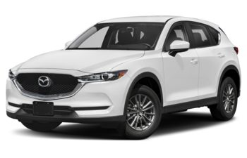 2019 Mazda CX-5 - Machine Grey Metallic
