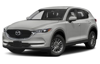 2019 Mazda CX-5 - Eternal Blue Mica