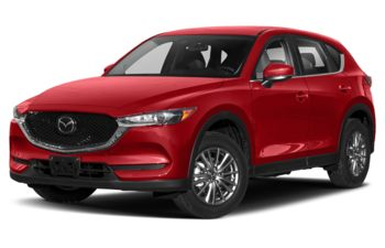 2020 Mazda CX-5 - Soul Red Crystal Metallic