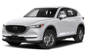 2020 Mazda CX-5 - Snowflake White Pearl