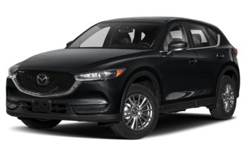 2020 Mazda CX-5 - Jet Black Mica
