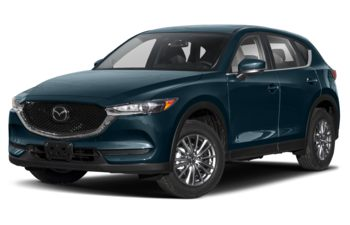 2019 Mazda CX-5 - Deep Crystal Blue Mica