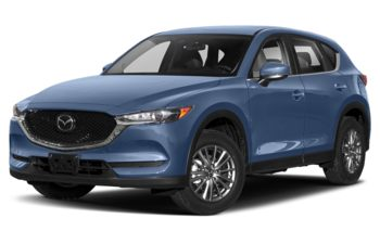 2021 Mazda CX-5 - Eternal Blue Mica