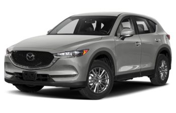 2020 Mazda CX-5 - Sonic Silver Metallic