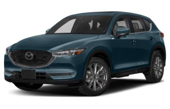 2020 Mazda CX-5 - Deep Crystal Blue Mica