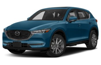 2020 Mazda CX-5 - Eternal Blue Mica