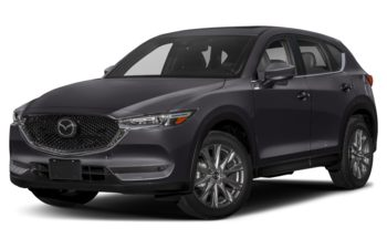 2020 Mazda CX-5 - Machine Grey Metallic