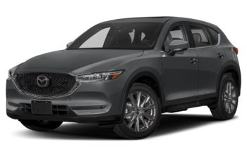 2020 Mazda CX-5 - Polymetal Grey Metallic