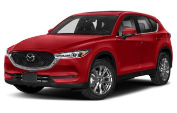 2019 Mazda CX-5 - Soul Red Crystal Metallic