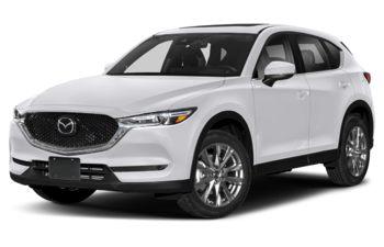 2019 Mazda CX-5 - Snowflake White Pearl
