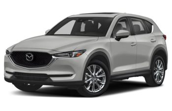 2019 Mazda CX-5 - Sonic Silver Metallic