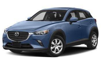2019 Mazda CX-3 - Eternal Blue Mica