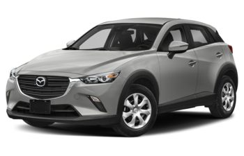 2020 Mazda CX-3 - Ceramic Metallic