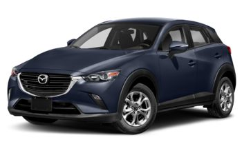 2019 Mazda CX-3 - Deep Crystal Blue Mica