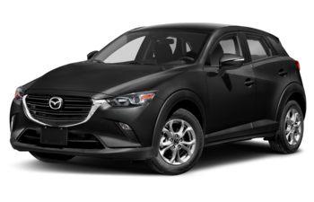 2021 Mazda CX-3 - Jet Black Mica