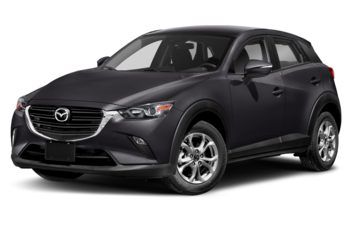 2021 Mazda CX-3 - Machine Grey Metallic