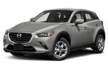 2021 Mazda CX-3 - Ceramic Metallic