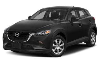 2019 Mazda CX-3 - Jet Black Mica