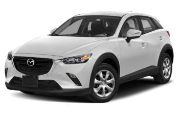 2019 Mazda CX-3 - Snowflake White Pearl