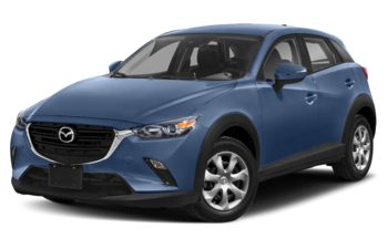 2020 Mazda CX-3 - Eternal Blue Mica