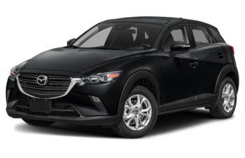 2020 Mazda CX-3 - Jet Black Mica
