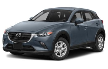 2021 Mazda CX-3 - Polymetal Grey Metallic