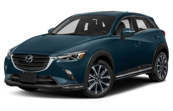 2020 Mazda CX-3 - Deep Crystal Blue Mica