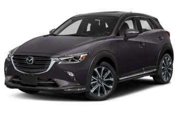 2020 Mazda CX-3 - Machine Grey Metallic