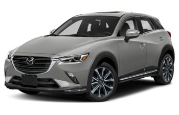 2019 Mazda CX-3 - Ceramic Metallic