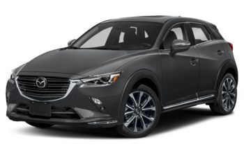2021 Mazda CX-3 - Polymetal Grey Metallic